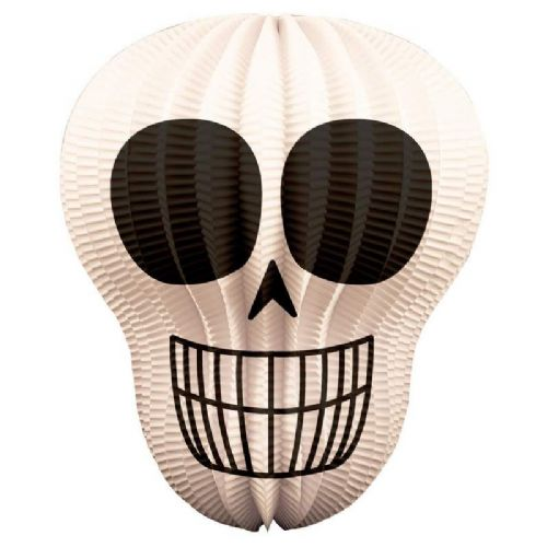Party Lantern Skull Special Hawaiian Chinese lampion